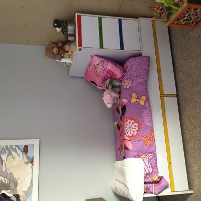 Inspirational Disney Minnie Mouse Fluttery Friends Piece Toddler Bedding Set Walmart