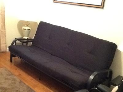Mainstays Metal Arm Futon Instruction Manual Furniture