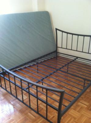 bali bronze metal bed multiple sizes walmartcom