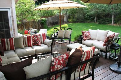 Luxury Mainstays Ragan Meadow II Piece Outdoor Sectional Sofa Seats Walmart