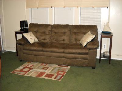 Buchannan Microfiber Sofa Multiple ColorsWalmartcom