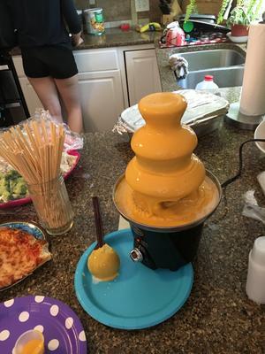 Charlescraft Chocolate Fondue Fountain Instructions