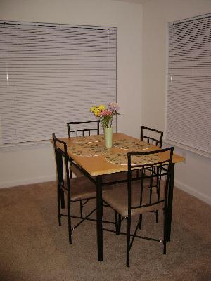 Mainstays 5 Piece Wood And Metal Dining Set Room Ideas