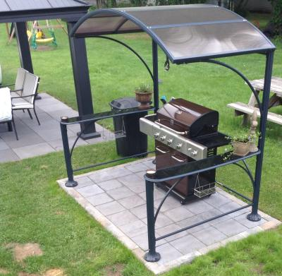 Better Homes And Gardens Wingfield Hard Top Grill Gazebo 72apos X 49apos