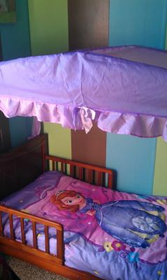Disney Sofia The First 3pc Toddler Bedding Set With Bonus Matching Pillow Case