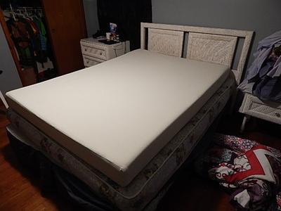 """best price mattress® 6"""" original memory foam mattress in-a-box"""