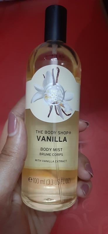 Vanilla Body Mist, Body Mist | The Body Shop India