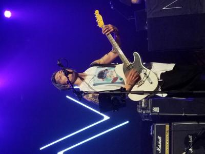 Miyavi Tour And Concert Feedbacks Tickets And Scedule