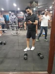 In gym very nice shoes