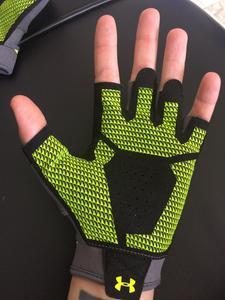 fdbc4e094e Men s UA Flux Half-Finger Training Gloves