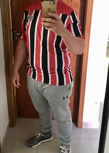 Camisa e calça UA