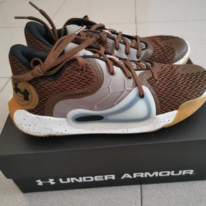 UA Anatomix Spawn 2 Low (Brown)