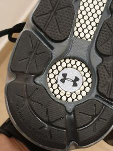 Bottom section of the sole