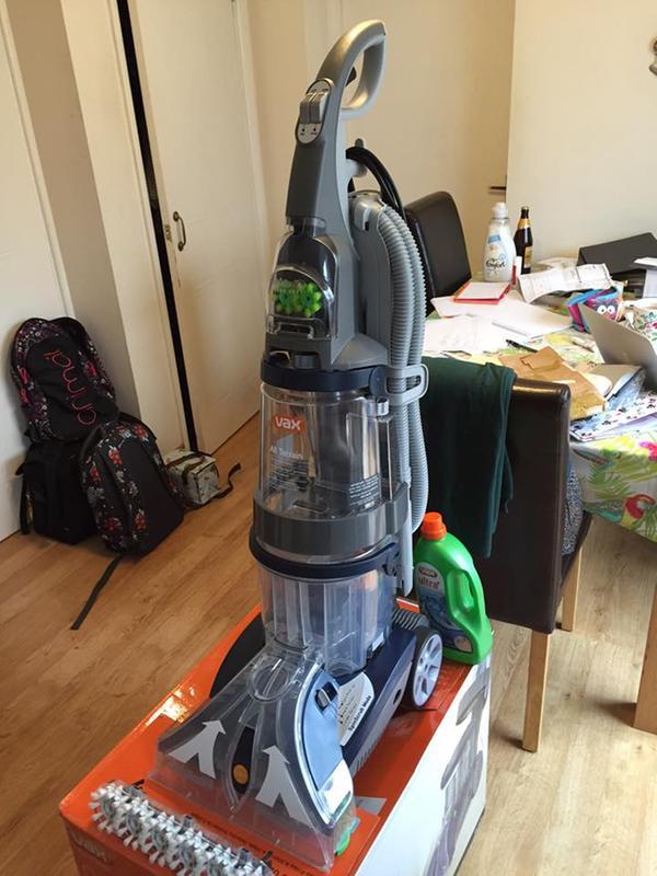 Vax Rapide Carpet Washer Argos Floor Matttroy